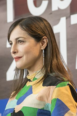Amira Casar - Amira Casar at the 2017 Berlin Film Festival