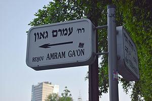 Amram Gaon