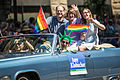 Amy Klobuchar - Twin Cities Pride Parade (9178644999).jpg