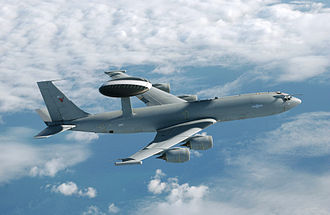 British Aerospace Nimrod AEW3 - The MoD's review of the AEW programme eventually led to Boeing's E-3 Sentry being chosen ahead of the Nimrod.