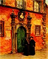 An artist in Italy (1913) (14595657527).jpg