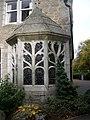 An ornamented bay-window - geograph.org.uk - 1517139.jpg