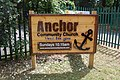 Anchor Community Church, Quob Lane, West End (May 2019) (Signboard).JPG