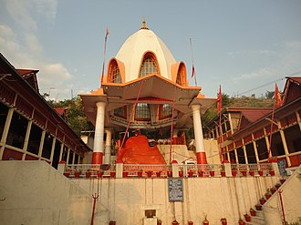 Hari Parbat - Sharika Mata Temple