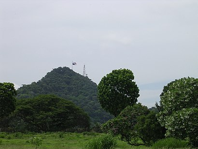How to get to Cerro Ancon with public transit - About the place