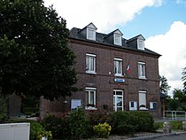 Ancourt, Seine-Maritime, France, mairie.JPG