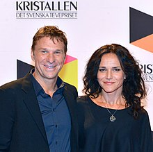 Anders Lundin and Kerstin Ryhed Lundin in August 2013.jpg