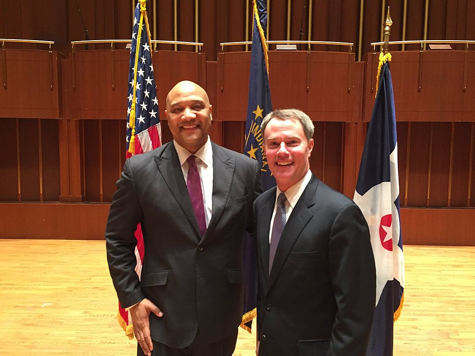 André Carson and Joe Hogsett