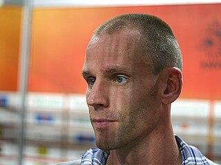 André Ooijer Dutch footballer