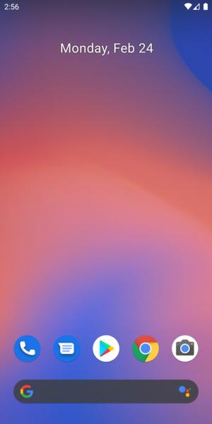 Captura de pantalla de Android R (Developer Preview 1) .png