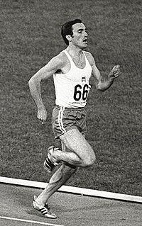 Andrzej Badeński Polish sprinter