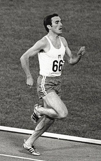 Andrzej Badeński - Andrzej Badeński at the 1968 Olympics