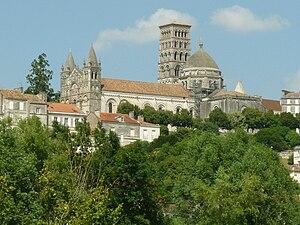 Roman Catholic Diocese of Angoulême - Image: Ang cath 2