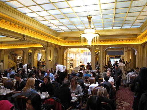 Angelina cafe Paris 4368