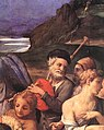 Angelo Bronzino - Adoration of the Shepherds (detail) - WGA3278.jpg