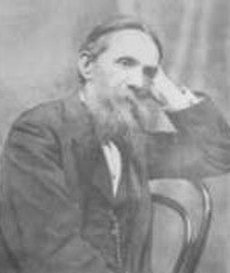 Angelo de Gubernatis - Image: Angelo De Gubernatis