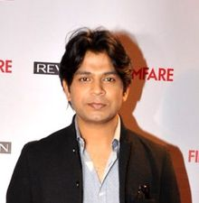 Tiwari at 60th Filmfare pre-awards party