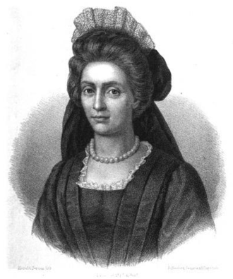 Anna Colbjørnsdatter - Anna Colbjørnsdatter  (Chr. Tønsberg: Norsk Portræt-Galleri, Christiania, 1877)