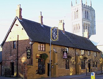 Melton Mowbray - Anne of Cleves house
