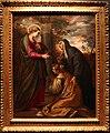 Annibale carracci, la madonna, la maddalena e una santa monaca, 1588 ca.JPG