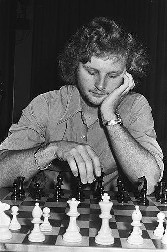 IBM international chess tournament - IBM 1977: Tony Miles