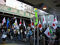 Anti-Chinese government and Democratic Party of Japan rally on 18 December 2010 at Shibuya 04.jpg