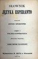 Antoni Grabowski - Słownik języka esperanto Cz 1 Polsko-esperancka wydanie większe.pdf