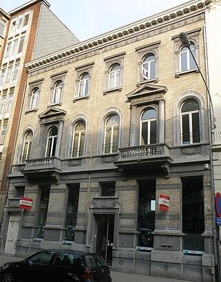 Hoe gaan naar Belgiëlei met het openbaar vervoer - Over de plek
