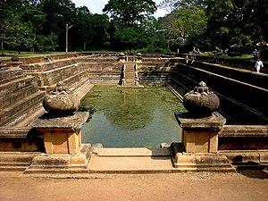 Anuradhapura - Kuttam Pokuna