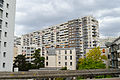 Apartment buildings near the Promenade plantée, Paris June 2015.jpg