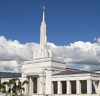 Religion in Samoa - LDS Samoa Temple