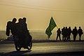 Arba'een Pilgrimage In mehran City, Iran, Shia Muslim 03.jpg