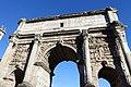 Arch of Septimius Severus - Rome, Italy - DSC01597.jpg