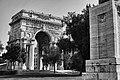 Arco in Piazza della Vittoria - Genova.jpg