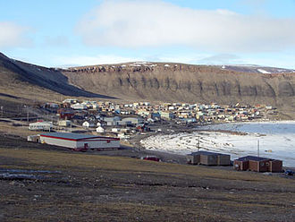 Arctic Bay - Hamlet of Arctic Bay