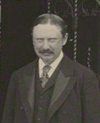Aretas Akers-Douglas, 1st Viscount Chilston - Image: Aretas Akers Douglas
