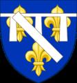 Armes des ducs de Longueville (bâton).png