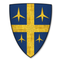 Armorial Bearings of the WESTFALING family of Rudhall, Ross, Herefordshire.png