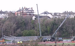 Army Bridge Mill Field on 3rd December, 2009 (photo - Andy V Byers).JPG