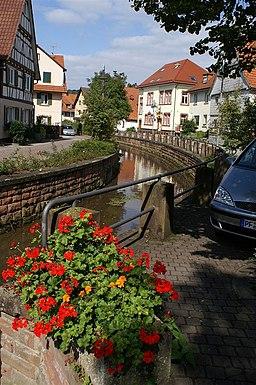 Durlacher Straße in Keltern