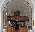 Arriach Pfarrkirche Orgelempore.jpg
