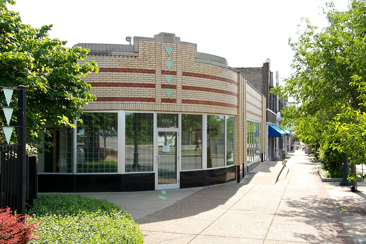 A p food stores building wikipedia for Residential architects st louis mo