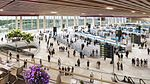 Artist's impression of Terminal 4 departure hall at Singapore Changi Airport.jpg