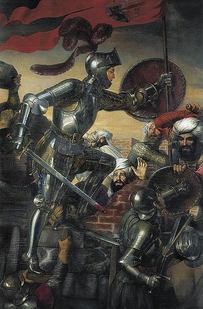 El Gran Capitán de José de Madrazo