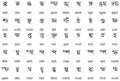 Asamiya Consonant Conjuncts.png