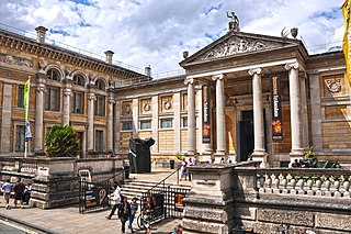 Ashmolean Museum University Museum of Art and Archaeology in Oxford, England