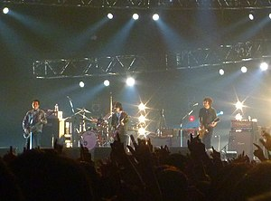 Asian Kung-Fu Generation - Performing live in 2011.