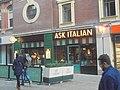 Ask Italian, Lands Lane, Leeds (14th November 2018).jpg