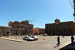 Asmara, banca commerciale dell'eritrea e ufficio postale.JPG