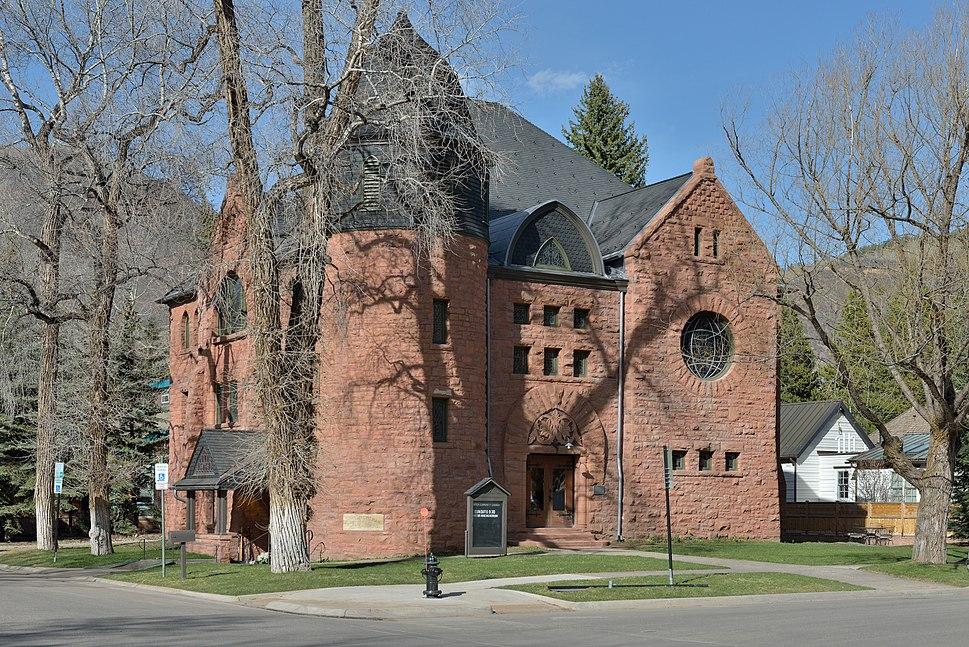 Aspen Community church south facade